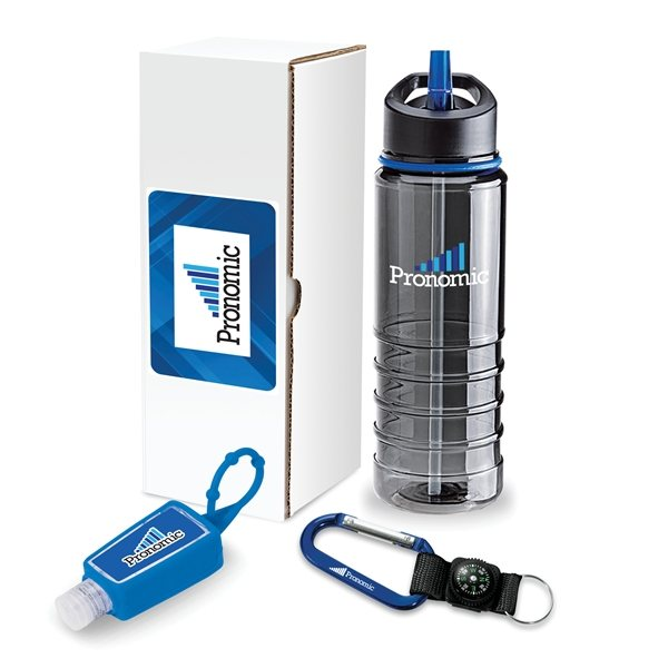 Promotional Champion 3- Piece Fitness Gift Set