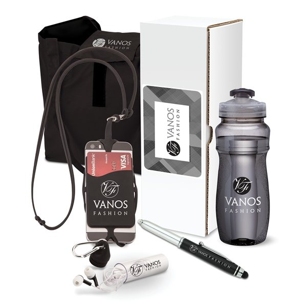 Promotional Lobby 5- Piece Trade Show Gift Set