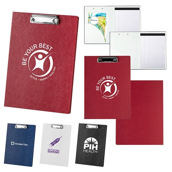 Promotional Clipboard Portfolio