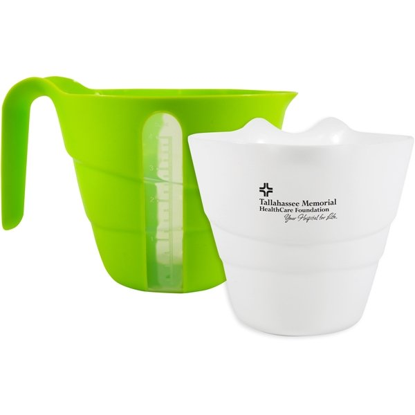 Promotional Plastic 32oz Measuring Cup - BPA Free