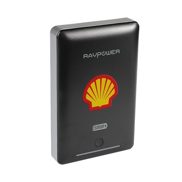 Promotional AON RAVPower Time - Tested Mega Power Bank 16750 With Dual Fast USB Ports Flashlight