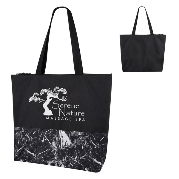 Promotional Alessi Marble Tote Bag