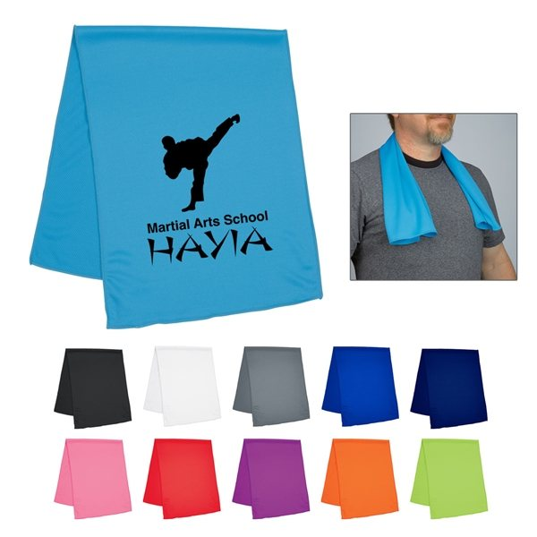 Promotional Super Dry Cooling Towel