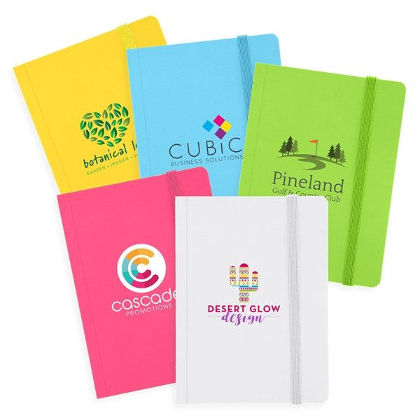 Promotional Softy Brights Journal - ColorJet