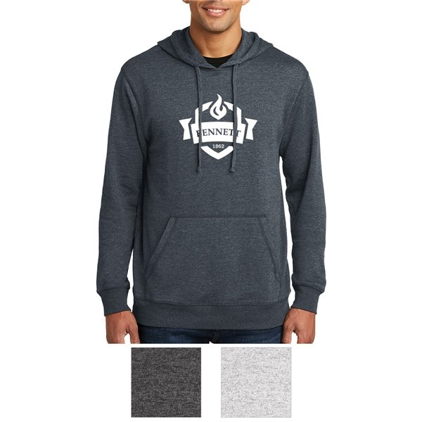 Promotional District(R) Mens Lightweight Fleece Hoodie