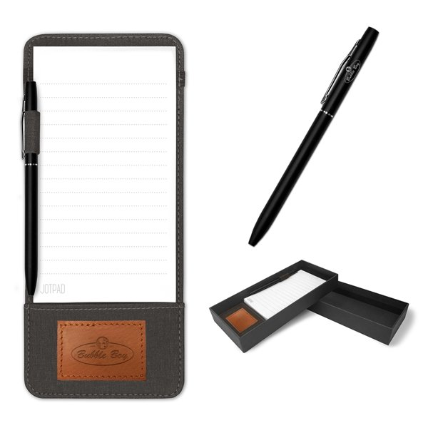 Promotional Siena Jotpad With Pen