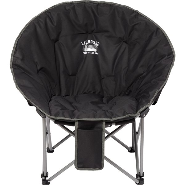 Promotional Folding Moon Chair (400lb Capacity)