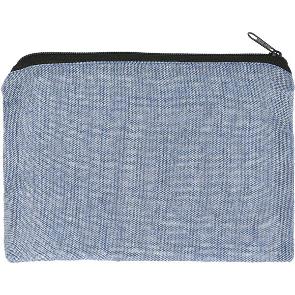 Promotional Recycled 5oz Cotton Twill Pouch