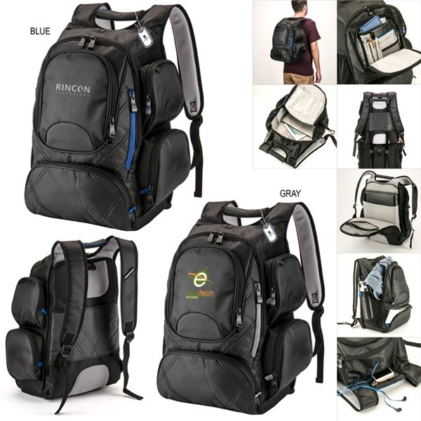 Promotional Basecamp(R) City Hopper Backpack
