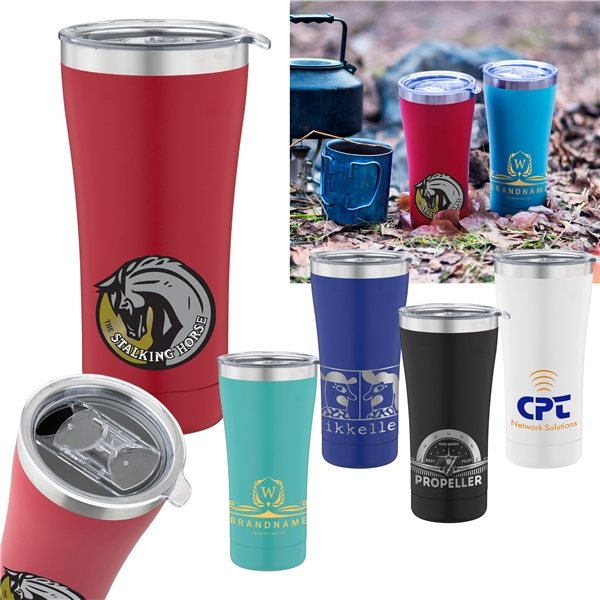 Promotional Ojai Stainless Tumbler - 20 oz