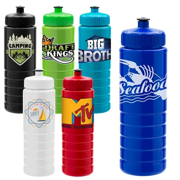 Promotional Skye Water Bottle - 26 oz