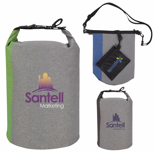 Promotional Koozie(R) Two - Tone Dry Bag 5L