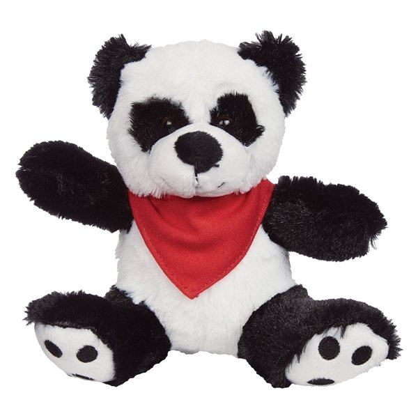 Promotional 6 Plush Big Paw Panda