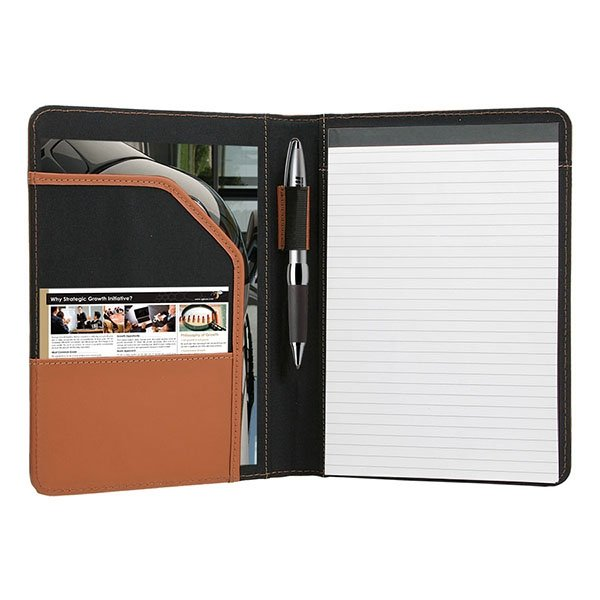 Promotional Junior Boardroom Leather Desk Folder 8