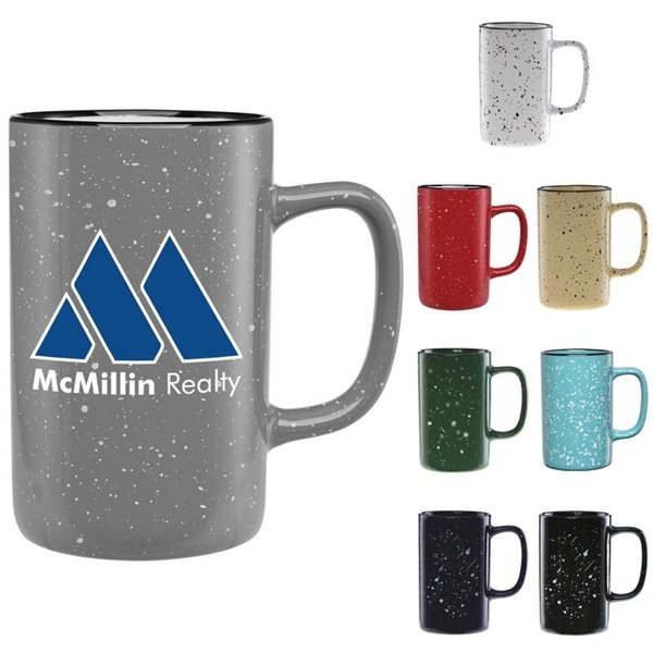 Promotional 18 oz. Tall Camper Collection