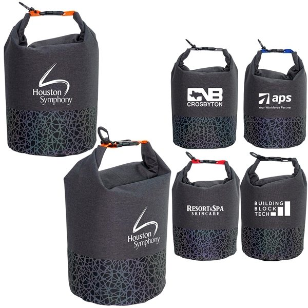 Promotional Reflective Voyager Dry Bag