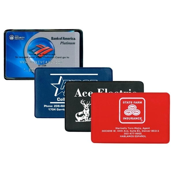 Promotional Credit Card Sized Sleeve