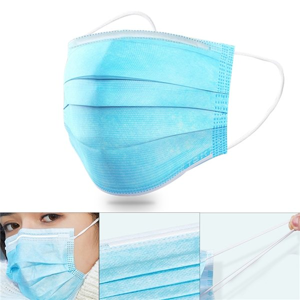 Promotional Disposable Personal Protective Face Mask (Non - Medical Use)