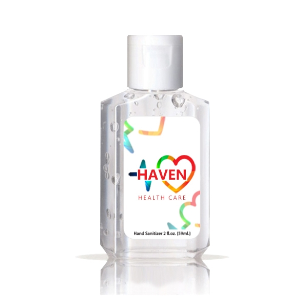 Promotional 2 oz Hand Sanitizer