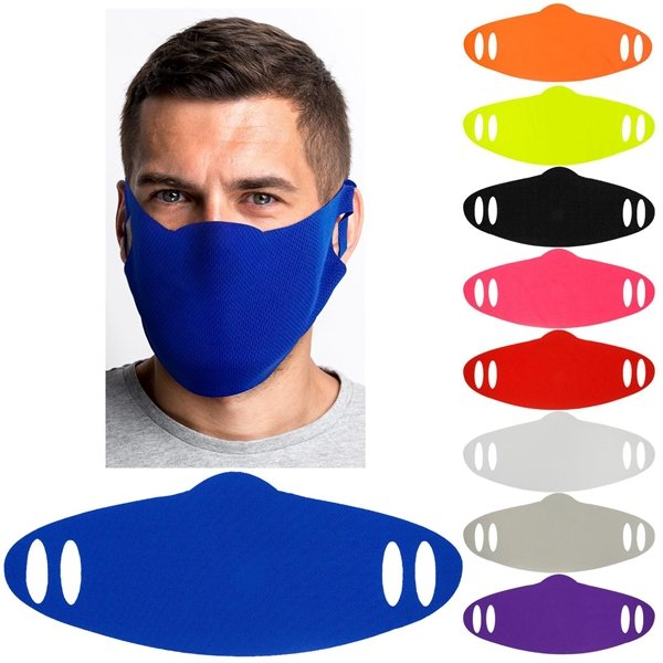 Promotional Fabric Face Mask