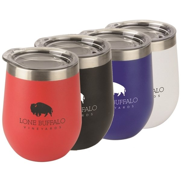 Promotional 12 oz. Stainless Cup