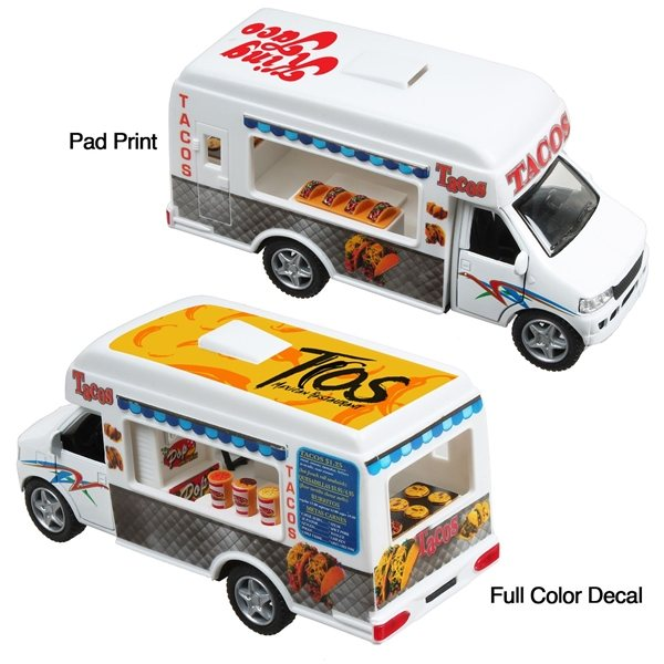 Promotional Taco Food Truck