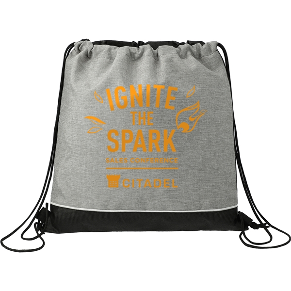 Promotional Stone Drawstring Bag