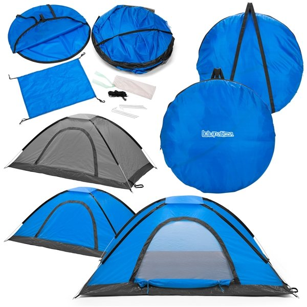 Promotional Basecamp(R) Acadia Casual Camping Tent