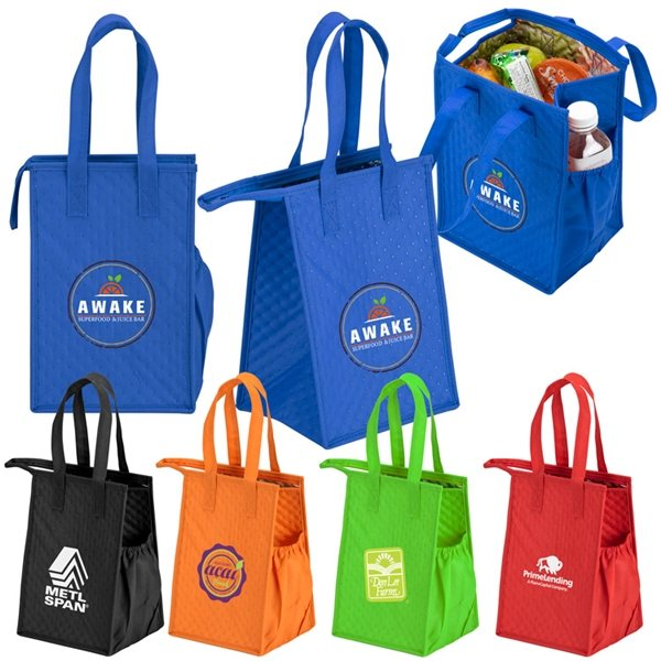 Promotional Eat Right Cooler Tote