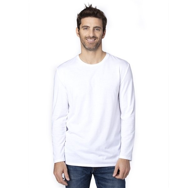 Promotional Threadfast Apparel Unisex Ultimate Long - Sleeve T - Shirt