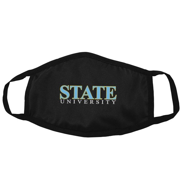 Promotional 2- Ply Poly - Blend Mask