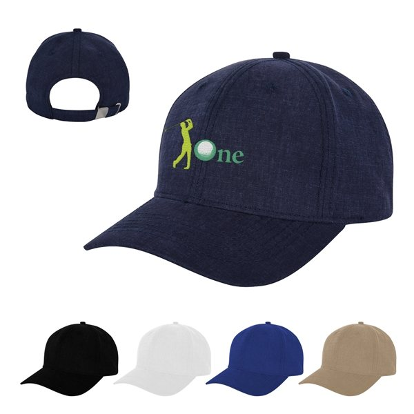 Promotional Bailey Brushed Cotton Cap