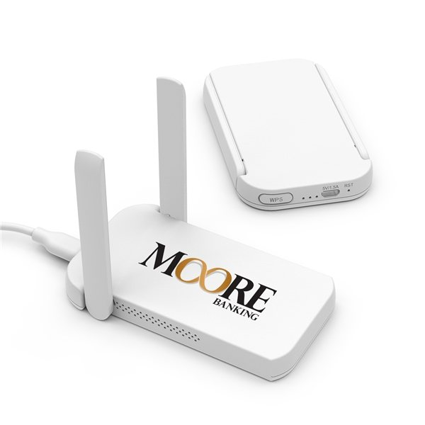 Promotional Wave Dual Band Wifi Extender