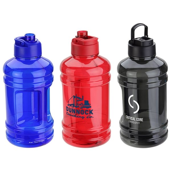 Promotional Hercules 75 oz Water Jug