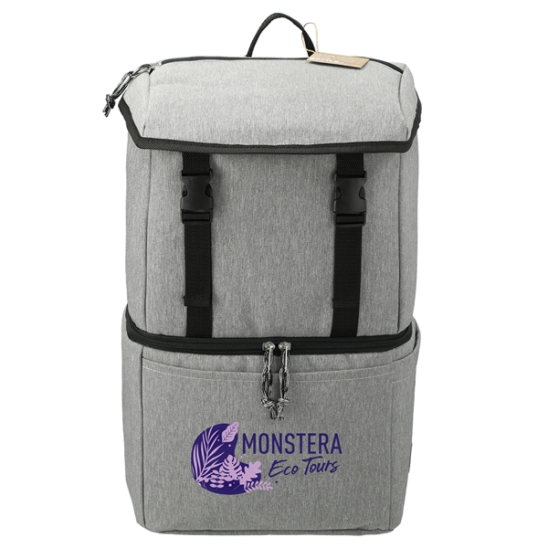 Promotional Merchant Craft Revive Recycled Backpack Cooler