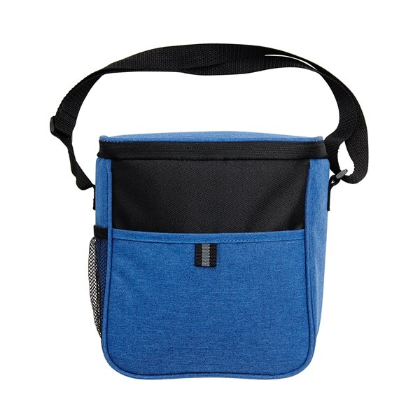 Promotional Heathered Cooler Tote