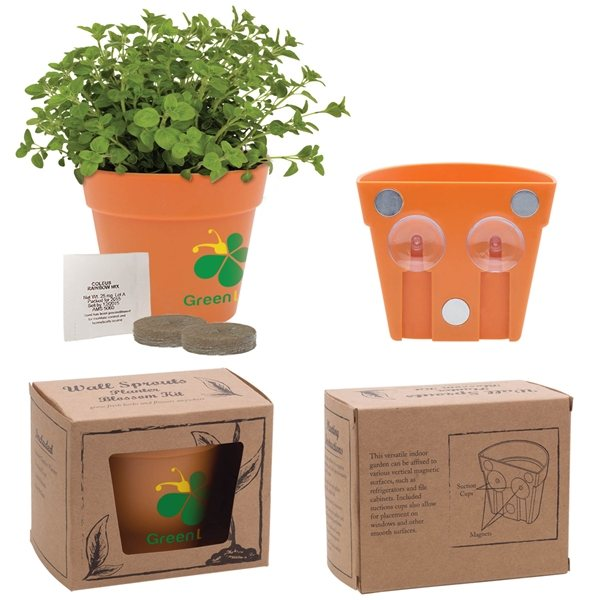 Promotional Wall Sprouts Planter Blossom Kit