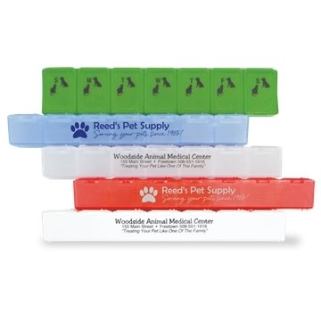 All-Pet Pill Box Pill Container