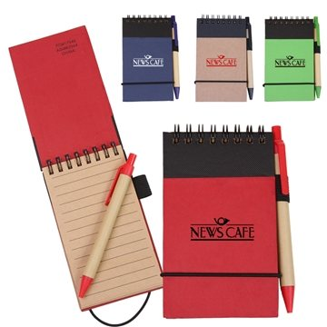 Eco Recycled Jotter Notepad