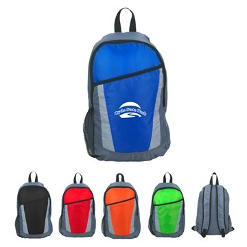 Polyester City Backpack