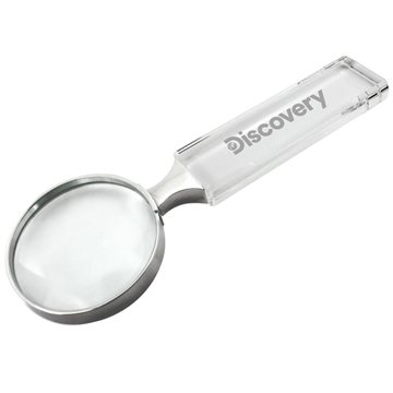 Clear Crystal Magnifier