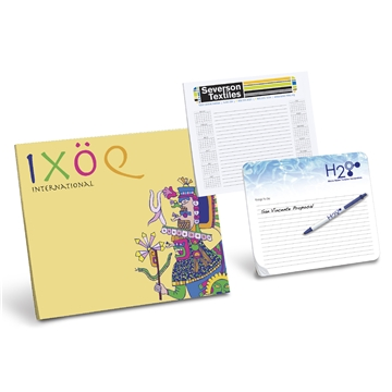 BIC® Paper Mouse Pad - 50 sheets