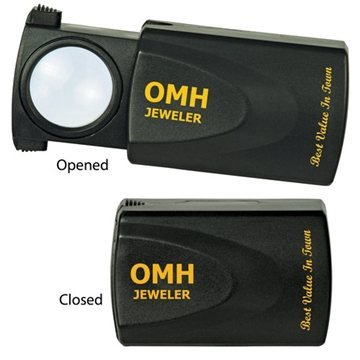 10X illuminated Sliding Loupe