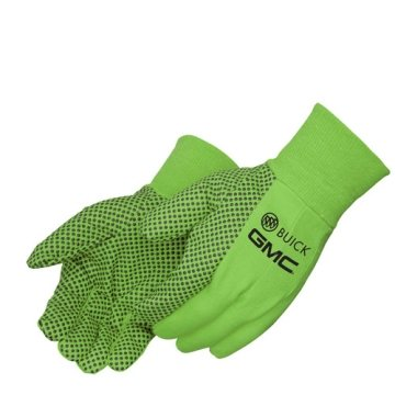 10 oz Canvas Work Gloves w/ PVC Dots - Men's