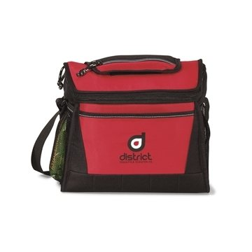 Open Trail Cooler - Red