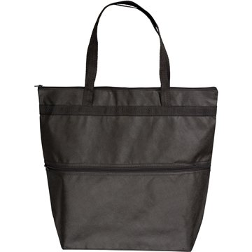 Fashion Zipper Tote Bag