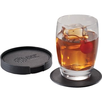 Pedova™ Italian UltraHyde Coaster Set