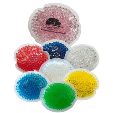 Gel Beads Hot/Cold Pack Small Oval