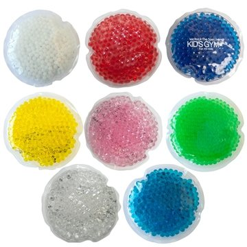 Gel Beads Hot/Cold Pack Small Circle