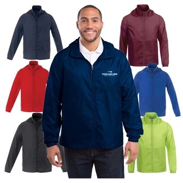 Darien Packable Lightweight Jacket by TRIMARK - Men's